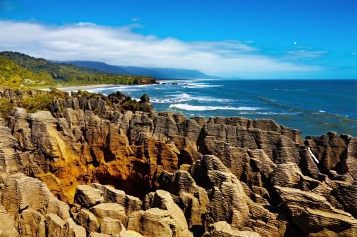 Nový Zéland, Punakaki
