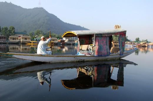 Indie - Šrinagar