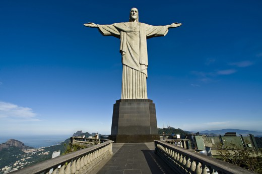 Ježíš Kristus v Rio de Janeiro