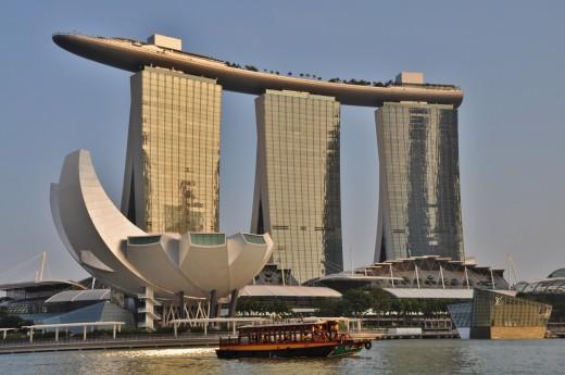 Jihovýchodní Asie, Singapur