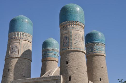 Střední Asie, Uzbekistán