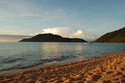 jezero Malawi, Afrika