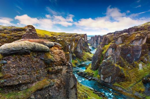 Nesmíme opomenout ani islandskou přírodu
