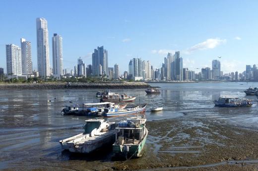 Město je často přezdívané Dubaj Střední Ameriky